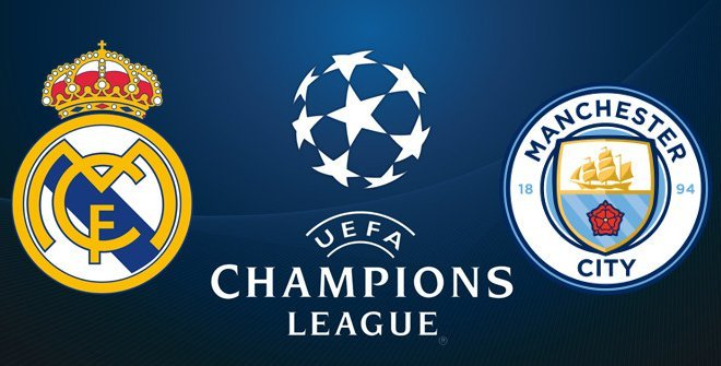 Real Madrid - Manchester City en Champions League